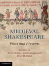 Medieval Shakespeare (eBook)