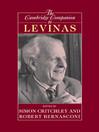 The Cambridge Companion to Levinas (eBook)