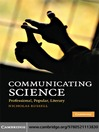 Communicating Science (eBook)