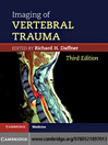 Imaging of Vertebral Trauma (eBook)
