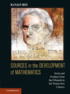 Sources in the Development of Mathematics (eBook): Series and Products from the Fifteenth to the Twenty-first Century