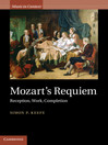 Mozart's Requiem (eBook)