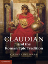 Claudian and the Roman Epic Tradition (eBook)