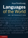 Languages of the World (eBook)