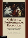Celebrity, Performance, Reception (eBook)