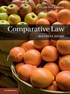 Comparative Law (eBook)