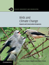 Birds and Climate Change (eBook): Impacts and Conservation Responses