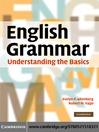 English Grammar (eBook): Understanding the Basics