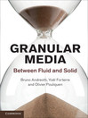 Granular Media (eBook)