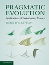 Pragmatic Evolution (eBook): Applications of Evolutionary Theory
