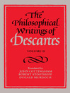 The Philosophical Writings of Descartes (eBook)