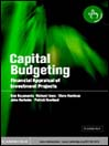 Capital Budgeting (eBook): Financial Appraisal of Investment Projects