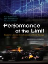 Performance at the Limit (eBook)