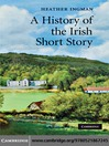A History of the Irish Short Story (eBook)
