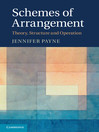 Schemes of Arrangement (eBook): Theory, Structure and Operation