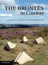 The Brontes in Context (eBook)