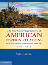 The New Cambridge History of American Foreign Relations (eBook)