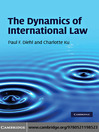 The Dynamics of International Law (eBook)