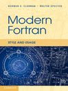 Modern Fortran (eBook)