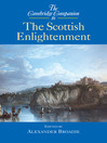The Cambridge Companion to the Scottish Enlightenment (eBook)