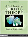 A First Course in String Theory (eBook)