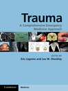Trauma (eBook): A Comprehensive Emergency Medicine Approach