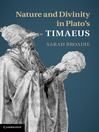 Nature and Divinity in Plato's Timaeus (eBook)