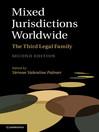 Mixed Jurisdictions Worldwide (eBook)