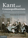 Kant and Cosmopolitanism (eBook)
