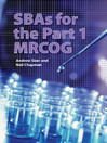 SBAs for the Part 1 MRCOG (eBook)