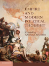 Empire and Modern Political Thought (eBook)