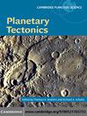 Planetary Tectonics (eBook)