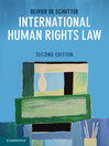 International Human Rights Law (eBook): Cases, Materials, Commentary