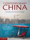 Contemporary China (eBook)