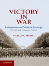 Victory in War (eBook): Foundations of Modern Military Policy