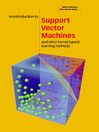 An Introduction to Support Vector Machines and Other Kernel-based Learning Methods (eBook)
