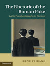 The Rhetoric of the Roman Fake (eBook)