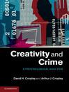 Creativity and Crime (eBook)