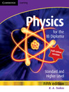 Cambridge Physics for the IB Diploma Full Colour (eBook)