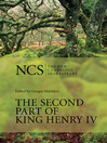 The Second Part of King Henry IV (eBook)