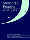 Stochastic Frontier Analysis (eBook)