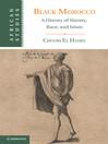 Black Morocco (eBook): African Studies Series, Book 123