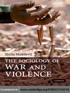 The Sociology of War and Violence (eBook)