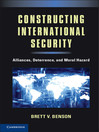 Constructing International Security (eBook)