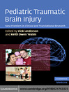 Pediatric Traumatic Brain Injury (eBook): New Frontiers in Clinical and Translational Research