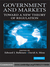 Government and Markets (eBook)