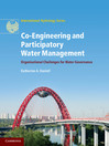 Co-Engineering and Participatory Water Management (eBook)