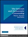 The Internet and Democratic Citizenship (eBook): Theory Practice and Policy
