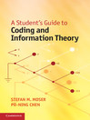 A Student's Guide to Coding and Information Theory (eBook)