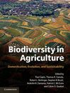 Biodiversity in Agriculture (eBook)
